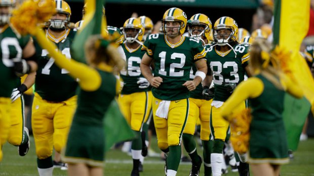 2014 Green Bay Packers